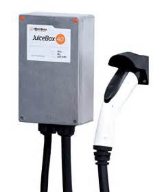 Electric Vehicle Charging Stations Level 2 Juicebox 40a Ev Charger Home Level 2 Electric Vehicle
