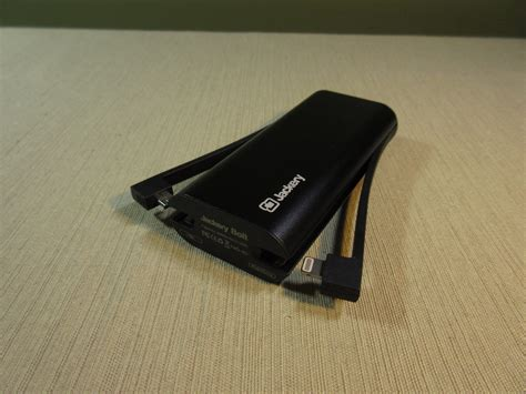 Power Bank Jackery jackery bolt 6000mah power bank review technically well