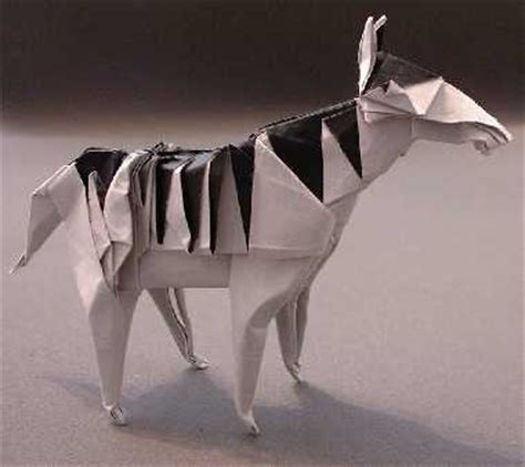 How To Make A Origami Zebra - origami tanteidan magazine 37 book review gilad s
