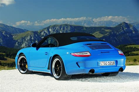 porsche carrera 2010 2010 porsche 911 speedster wallpapers
