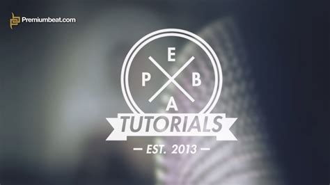 tutorial hipster logo photoshop video tutorial hipster logos badges in after effects