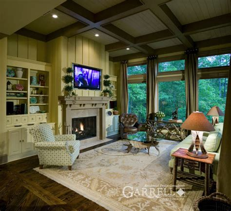 what is a keeping room in a house rustic luxury mountain house plan the tranquility
