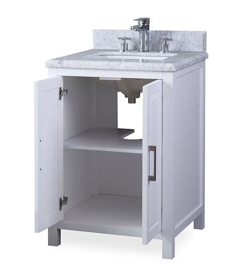 fletcher 36inch modern white bathroom vanity