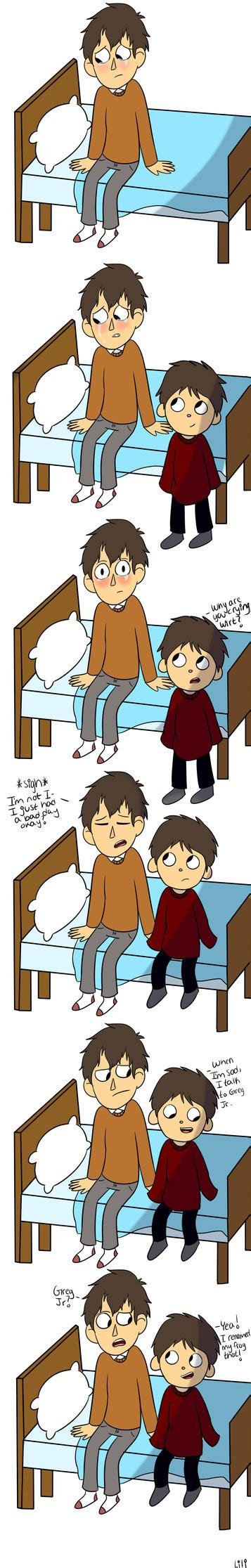 Trying Day For N Word Comic by Bad Day Comic Pg1 By Matryoshkamorgue On Deviantart