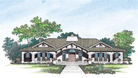 open courtyard house floorplan southwest florida open courtyard dream home plan 81384w 1st floor master
