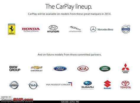 apple press info apple unveils ios 7 apple s carplay ios info system team bhp