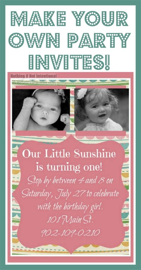 make my own invitation cards for free make your own invitations so easy and frugal