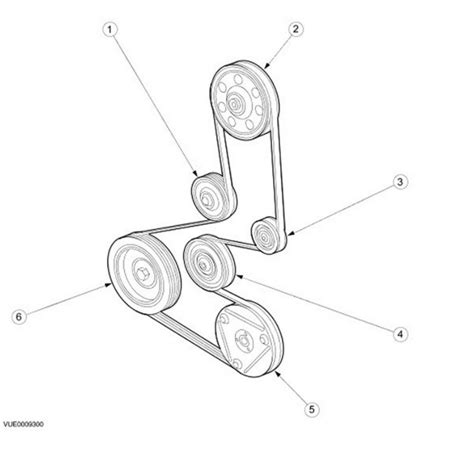 2001 ford focus belt diagram serpentine belt diagram i need a diagram to put the