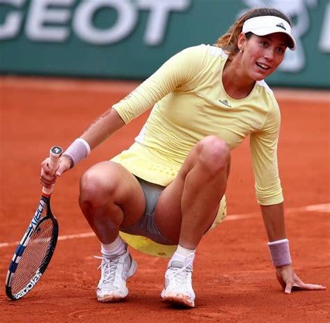 Las Mejores Im Genes De Garbi E Muguruza La Campeona M S Sexy De Roland Garros Se Orasque Com