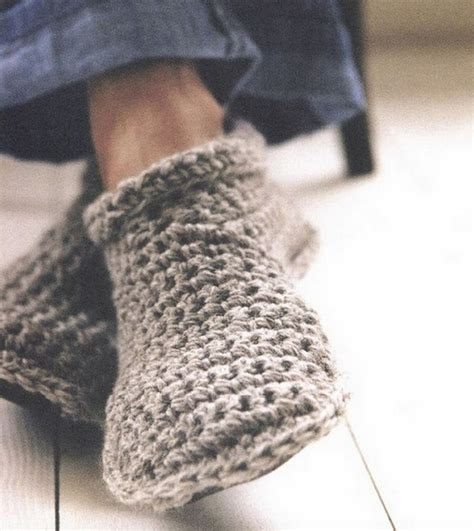 slipper boots crochet pattern crochet and knitted slipper boots free pattern the whoot