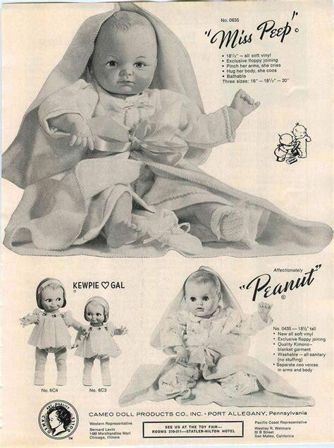 kewpie gal 20 best miss peep baby doll images on baby