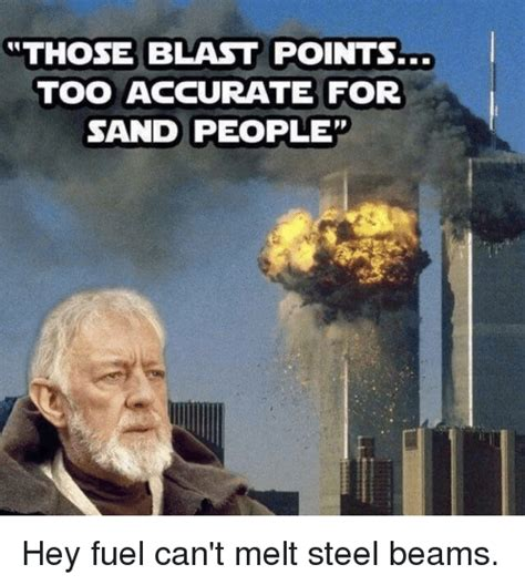 Sand Meme - those blast points too accurate for sand people dank