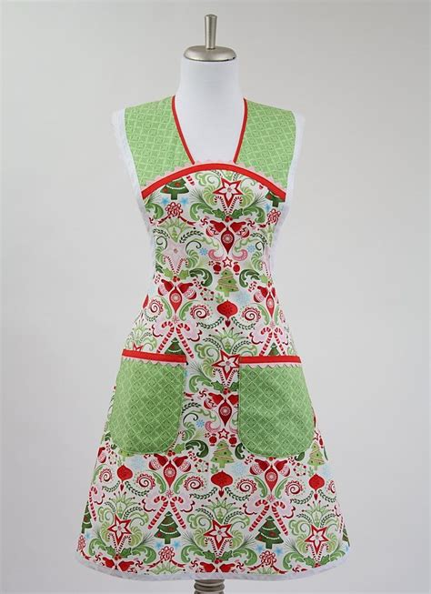 christmas tree apron pattern 19 best if only i could sew images on pinterest
