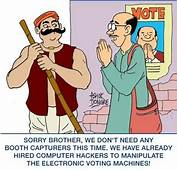 Vote  Funny Political Cartoons