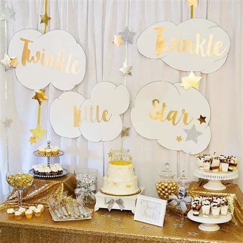 Theme For Baby Shower by 25 Best Ideas About Twinkle Twinkle On