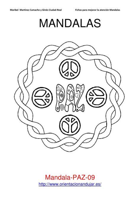 imagenes de mandalas de la paz compartiendo aula mandalas para la paz