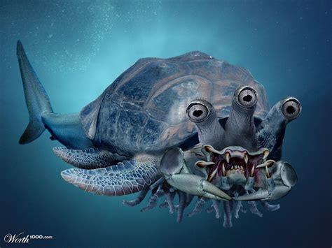 art tank designcrowd alien fish worth1000 contests