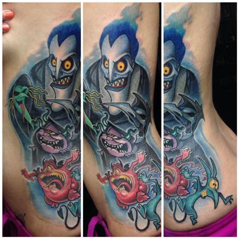 disney villain tattoo disney hades hercules villains hades