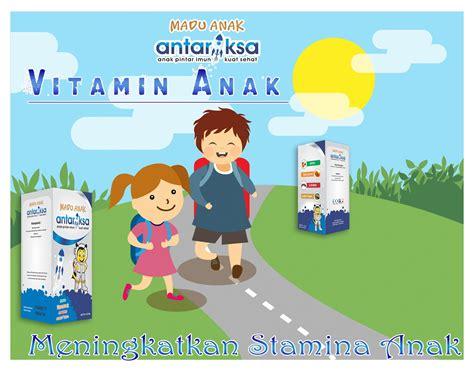 Obat Herbal Untuk Stamina Anak obat vitamin anak herbal yang paling bagus untuk 1 tahun
