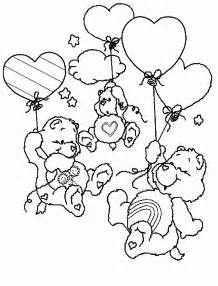 care bears coloring pages care coloring pages free printable pictures