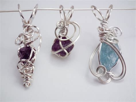 how to make jewelry with wire and stones 5 secrets to wire wrapping small stones successfully