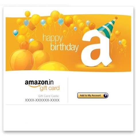 Amazon Birthday Gift Card - 5 times when amazon gift cards come handy cashkaro