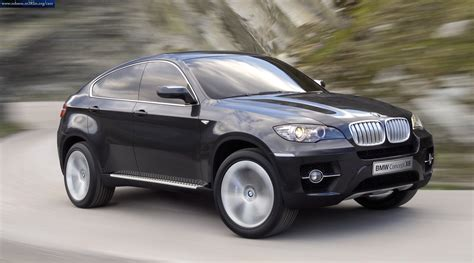 cars bmw x6 2009 bmw x6 concept car cars pictures wallpapers