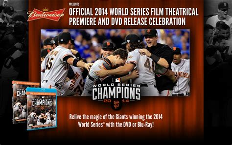 sf giants fan forum world series film san francisco giants