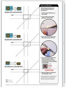 Sim Card Cut Template by Template To Cut Sim Card For Iphone 5 Car Interior Design