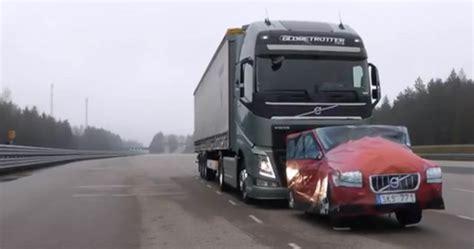 volvo trucks technology volvo semi truck breaking technology