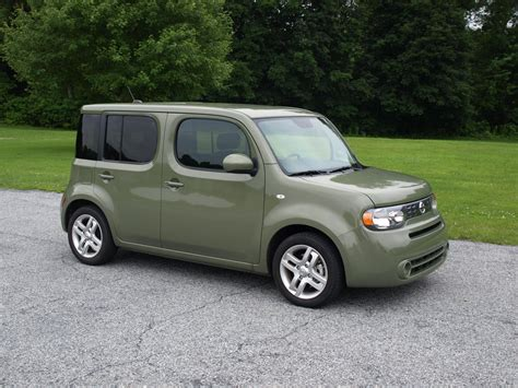 2009 nissan cube 2009 nissan cube ii pictures information and specs