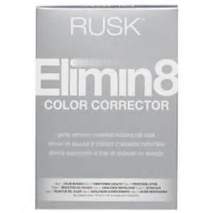 rusk color remover rusk elimin8 color corrector rusk color remover sold at a
