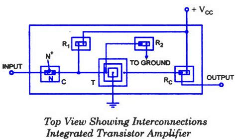 transistor as lifier ncert transistor integrated circuit 28 images mosfet integrated circuit reference voltage circuit