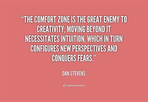 comfort zone quotes quotesgram
