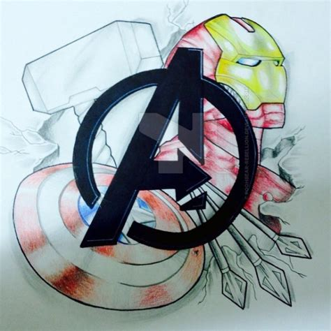 avengers tattoo tattoo collections
