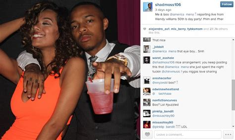 erica mena and bow wow family bow wow erica mena dating instagram news rapper and