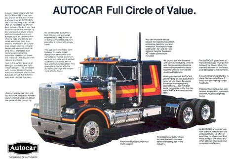 Auto Car by Autocar At64f Commercial Vehicles Trucksplanet