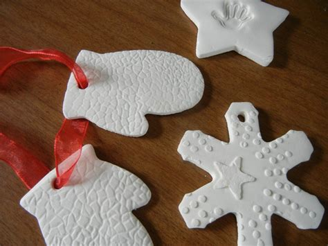 8 best photos of cornstarch and baking soda ornaments