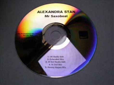 alexandra stan mr saxobeat acoustic version hq alexandra stan mr saxobeat acoustic version