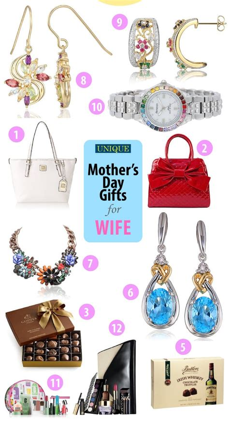 gift ideas for wife unique mother s day gift ideas for wife vivid s