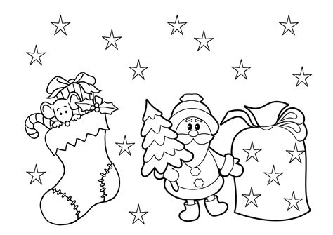 coloring pages preschool christmas print download printable christmas coloring pages for kids