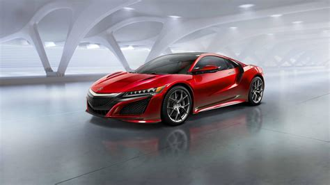 New Acura Nsx Hybrid Supercar Is Finally Ready For Action