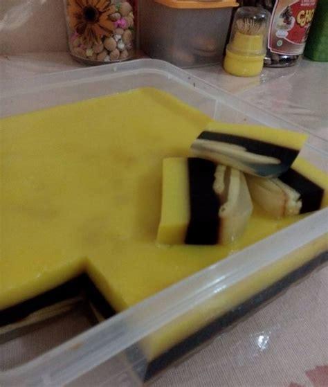 membuat puding dari biskuit resep cara membuat puding moka lapis biskuit lemonia