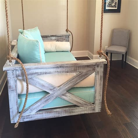 swinging bed lowcountry swing beds the cooper river day bed porch swing