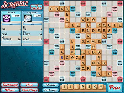 Hasbro Scrabble Dictionary 4th Edition Drhelper