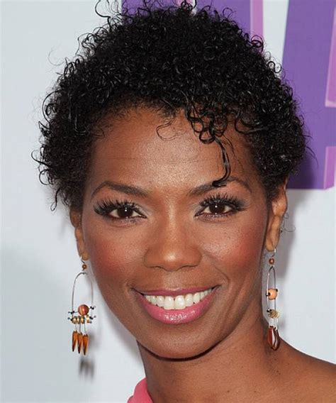 hair styles for african women with round face 9 fabulous short natural hairstyles for black women with