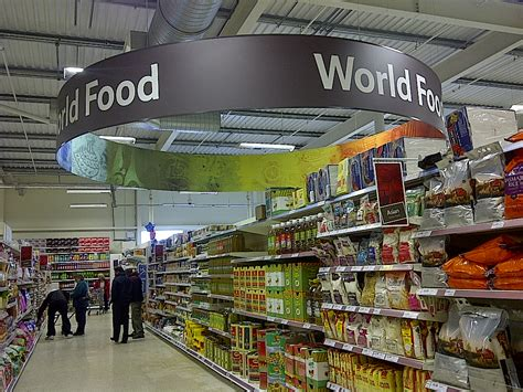 food section tesco bradford does it have extra grocery insight