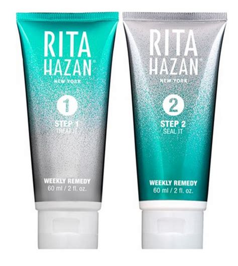 rita hazan weekly remedy review amazon the best hair masks hair like jennifer aniston