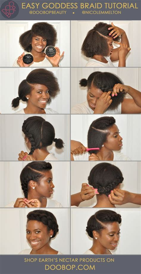 how to plait natural hair natural black hair guide easy natural hair how to