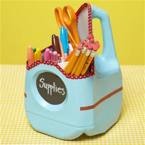 easy crafts for to make in school 19 easy crafts made with recycled materials milk jugs